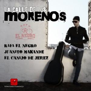Portada del single La Calle de los Morenos