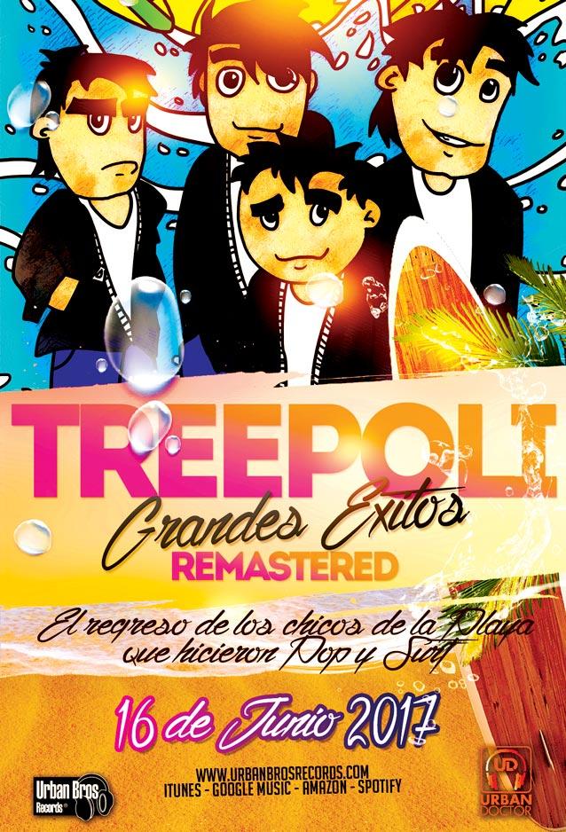 Treepoli Cartel Grandes Exitos
